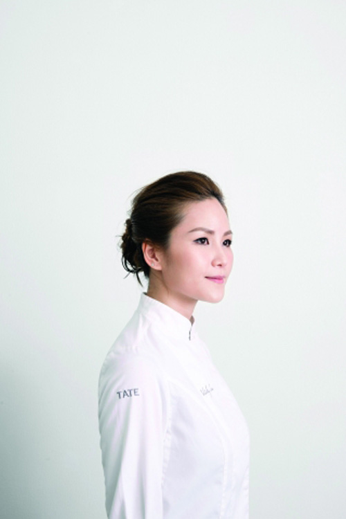 Vicky Lau (photo c/o Tate Kitchen & Dining Room)
